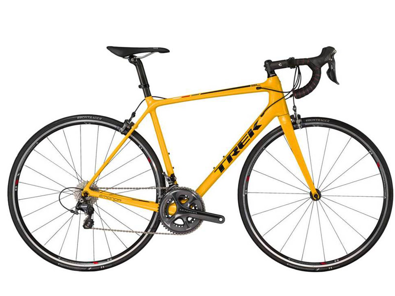 trek emonda sl6 yellow 2016