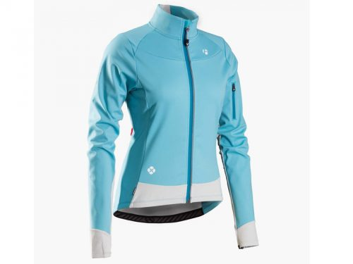 Bontrager-RXL-180-Softshell-mujer-azul