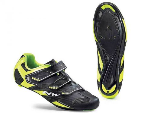 northwave-sonic-2-road-shoe-black-yellow