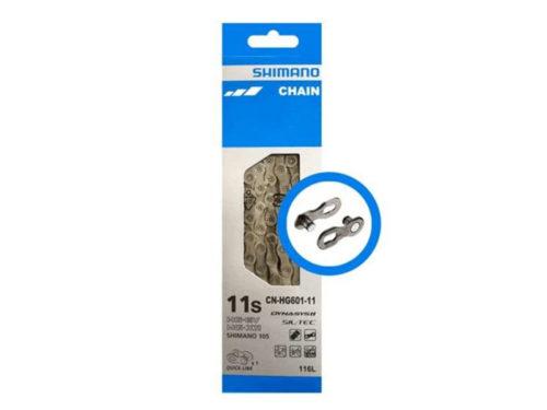 Cadena SHIMANO HG-601-11 105 quick link