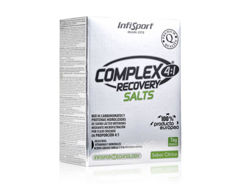 Infisport complex 4:1 recovery citrico