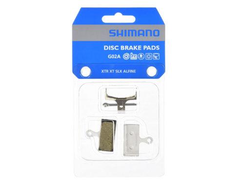 Shimano guarnición arte resina g02a resin pad zapatas