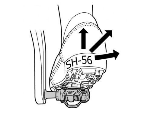 Calas SHIMANO SM-SH56