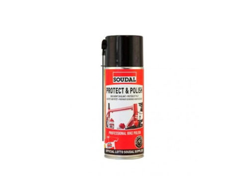 Spray SOUDAL Protección y Pulido 400ml