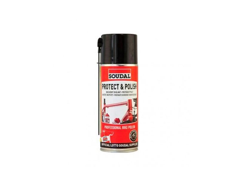 Spray SOUDAL Protección y Pulido 400ml