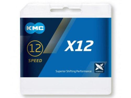 Cadena KNC X12 Plata