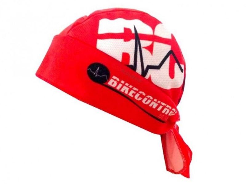 Pañuelo pirata Rojo Bike