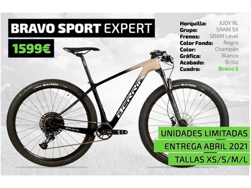 Berria Bravo Sport Expert