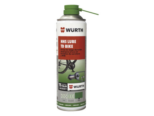 Aceite cadena Wurth hhs TD Bike