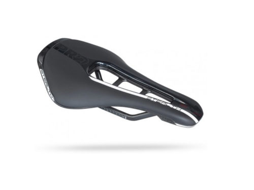 Sillín PRO Stealth Carbono negro 142MM