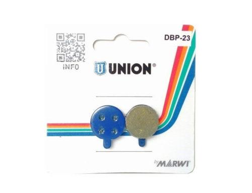Juego de pastillas Union DBP-23 Zoom