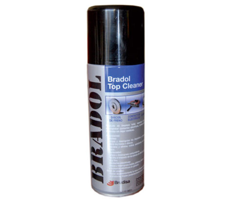 LIMPIADOR DE CADENA BRADOL TOP CLEANER 400ml